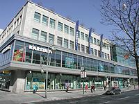 Umbau des Karstadt Warenhauses Berlin Hermannplatz